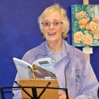 Wendy Morton reads