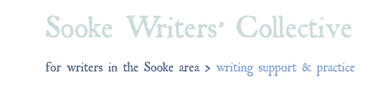 Sooke Writers' Collective Logo