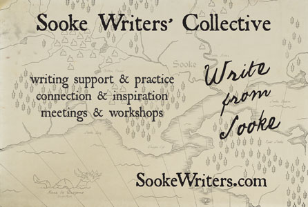 Write from Sooke