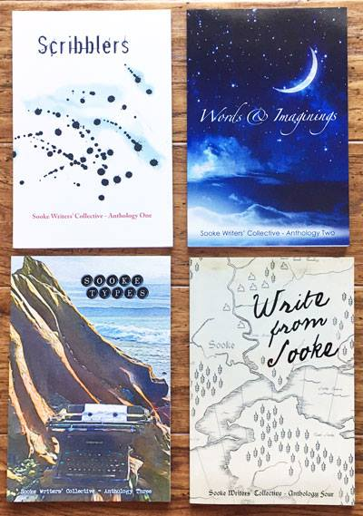 four anthologies