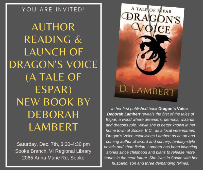 Dragon book launch